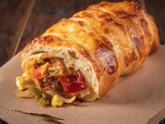 Einstein Bros. Is Testing A New Breakfast Mashup Called A Bagelrito