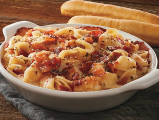 Fazoli's Introduces New Smoky Bacon Pasta Bake As Part Of Larger 2019 Fall Menu