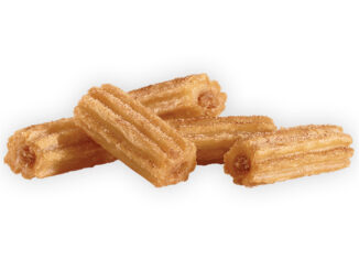 Free Churros Through The Jack In The Box Mobile App On October 14, 2019