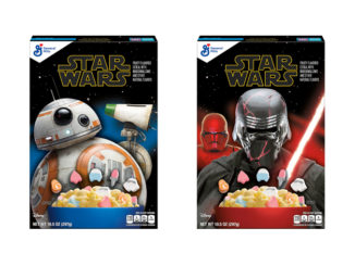 General Mills Welcomes Back Special-Edition Star Wars Cereal