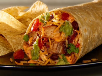 Moe's Southwest Grill Adds New Buffalo Chicken Burrito And Bowl