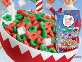 New Elf On The Shelf Cereal Available Exclusively At Walmart