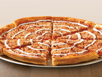 Pizza Inn Welcomes Back Seasonal Pumpkin Pizzert