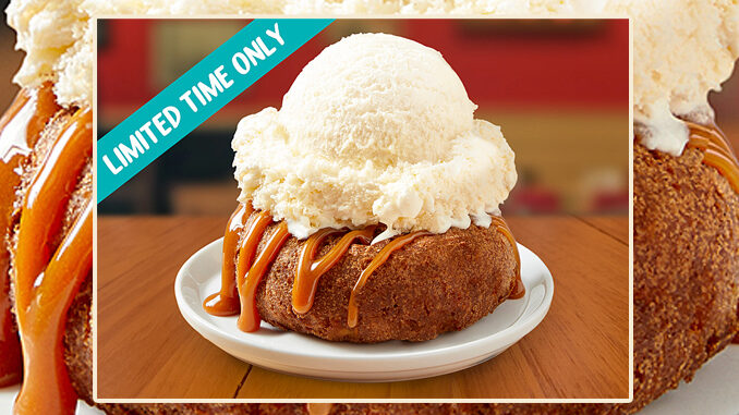 Potbelly Puts Together New Apple Cider Donut Sundae