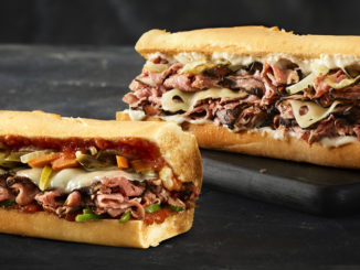 Quiznos Adds New Prime Rib Horseradish XL Sandwich And New Italian Prime Rib Sandwich