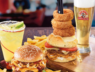 Red Robin Debuts New French Onion Ringer Burger As Part Of New 2019 Fall Menu