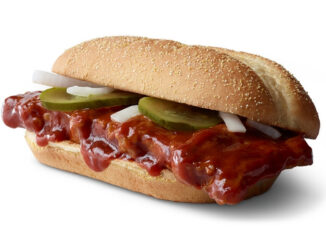 The McRib Is Back At McDonald's For 2019