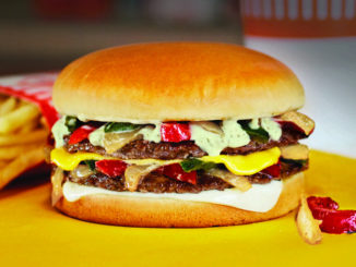 Whataburger Welcomes Back The Monterey Melt Burger