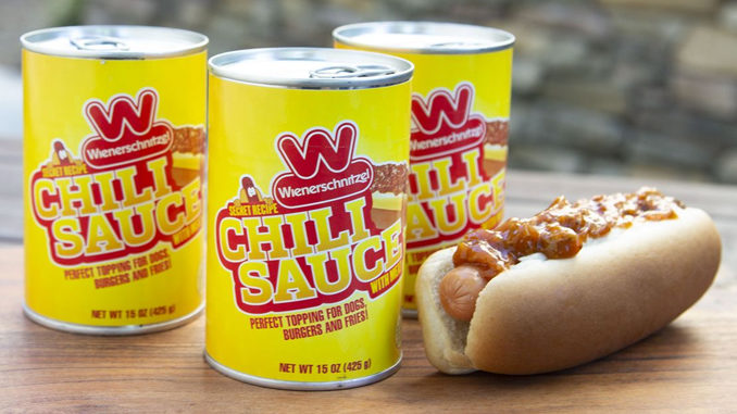 Wienerschnitzel Chili Sauce Now Available For Purchase In-Restaurant