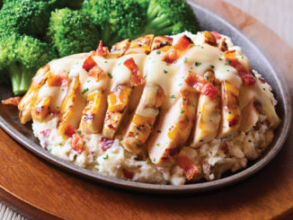 Applebee's Introduces New Sizzlin' Entrees As Part Of 2019 Fall Menu