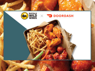 Buffalo Wild Wings Offers $5 Off Any Pick-Up Order Of $15 Or More Through DoorDash Until November 13, 2019