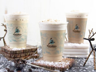 Caribou Coffee Launches 2019 Holiday Drinks Menu