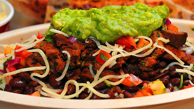 Chipotle Extending Carne Asada Availability Into 2020