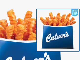 Culver's Welcomes Back Sweet Potato Fries For A Limited Time