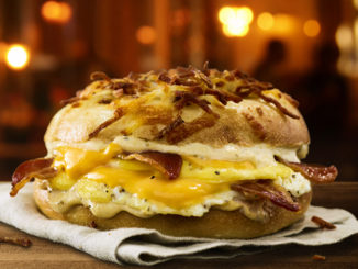Einstein Bros. Launching New All-Nighter Egg Sandwich Nationwide On November 7, 2019