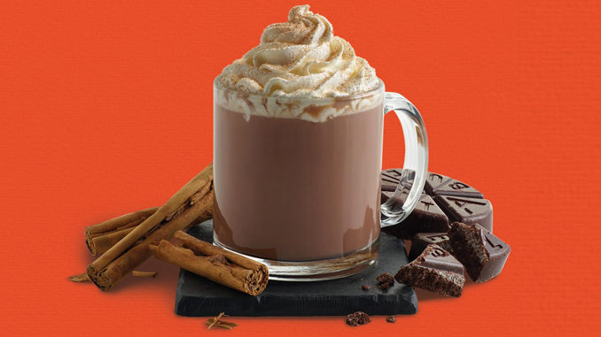 El Pollo Loco Pours New Mexican Hot Chocolate