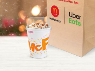 McDonald's Unveils New Snickerdoodle McFlurry