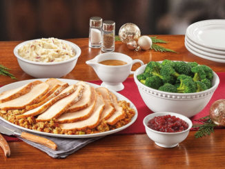 New Ready-To-Serve Turkey & Dressing Dinner Packs Available For Pre-Order At Denny's Through November 27, 2019