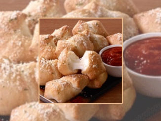 Pizza Hut Brings Back Stuffed Garlic Knots With Marinara Sauce