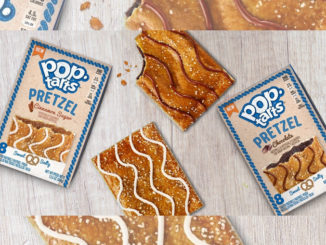 Pop-Tarts Unveils New Pop-Tarts Pretzel Toaster Pastries