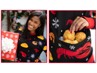 Red Lobster Reveals New Limited-Edition 'Ugly' Holiday Sweater