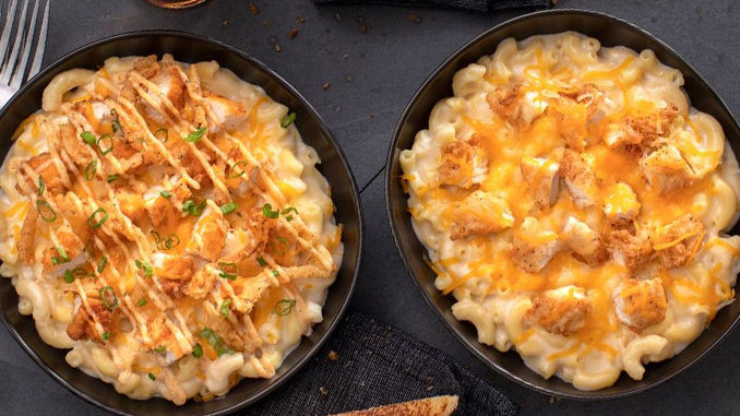 Slim Chickens Puts Together 2 New Tender Mac & Cheese Bowls