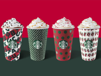 Starbucks Unveils 2019 Holiday Cups – Announces Reusable Red Cup Giveaway