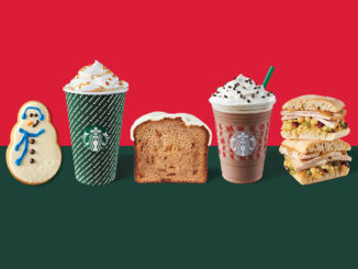 Starbucks Welcomes Back Peppermint Mocha As Part Of 2019 Holiday Favorites Menu