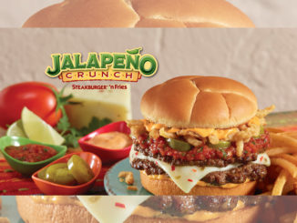 Steak 'n Shake Welcomes Back The Jalapeño Crunch Steakburger And Seasonal Holiday Shakes