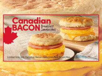 Tim Hortons Introduces New Canadian Bacon Breakfast Sandwiches