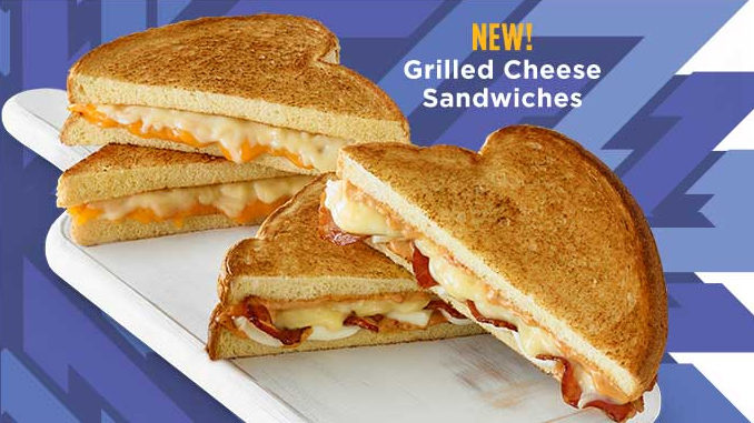 Tropical Smoothie Cafe Debuts New Grilled Cheese Sandwiches