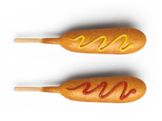 50-Cent Corn Dogs At Sonic On December 4, 2019