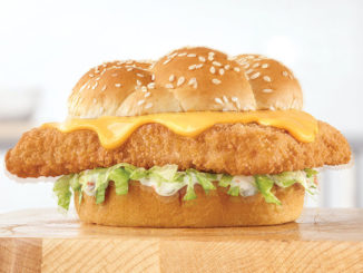 Arby's Debuts New Fish 'N Cheddar Sandwich As Part Of Returning Fish Sandwiches Lineup