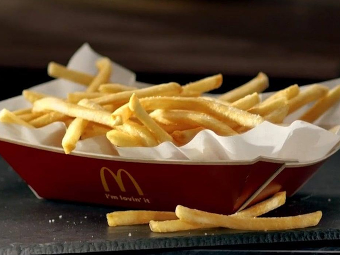 Basket Of Fries Is Back At Select Mcdonald S Locations Chew Boom