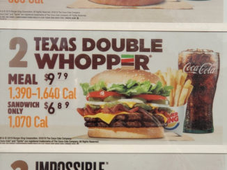 Burger King Expands Texas Double Whopper Availability