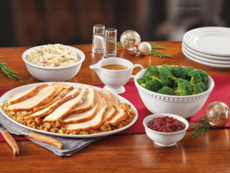 Denny's Offers Stress-Free Holiday Dining With Family-Style Meals To Enjoy At Home Or In Diner