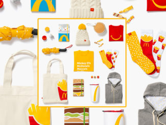 McDonald's Debuts Golden Arches Unlimited – A New Branded Apparel And Accessories Online Shop