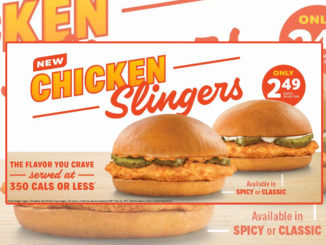 New Chicken Slingers Spotted At Sonic