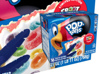 New Froot Loops Pop-Tarts Spotted In The Wild