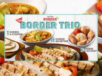 On The Border Introduces New Border Trio Deal