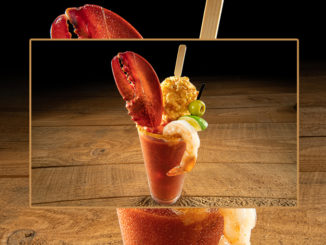 Red Lobster Unveils New Lobster Claw Bloody Mary