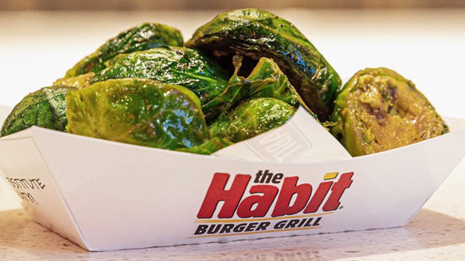 The Habit Introduces New Garlic Roasted Brussels Sprouts