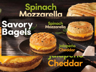 Tim Hortons Introduces Two New Breakfast Sandwiches Served On Savory Bagels