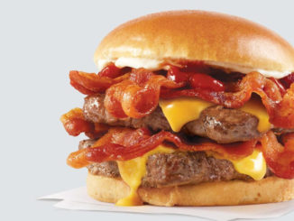 Wendy's Offers Buy One, Get A Second Baconator For A Buck App Deal