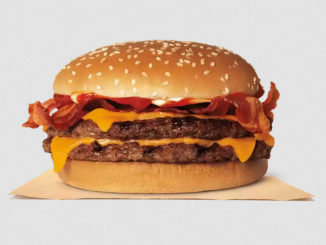 Burger King Unveils New Cheddar Bacon King Sandwich