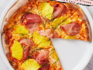 California Pizza Kitchen Offers Free Hawaiian Pizza With $25 Purchase Via Uber Eats Through January 19, 2020