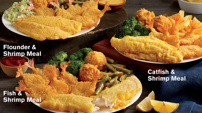 Captain D's Puts Together New $4.99 Full Meal Deals