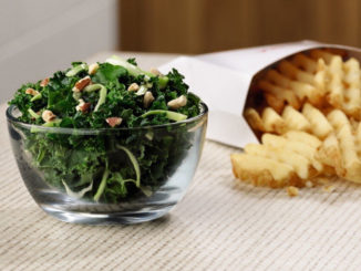 Chick-fil-A Launches New Kale Crunch Side Nationwide