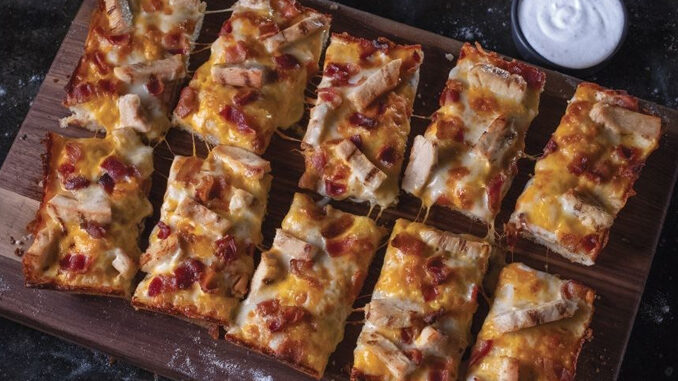 Chicken Bacon Ranch Pizza Is Back At Jet's Pizza For A limited Time