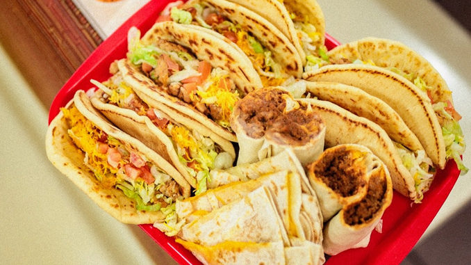 Del Taco Brings Back Mix 2 Menu For A Limited Time